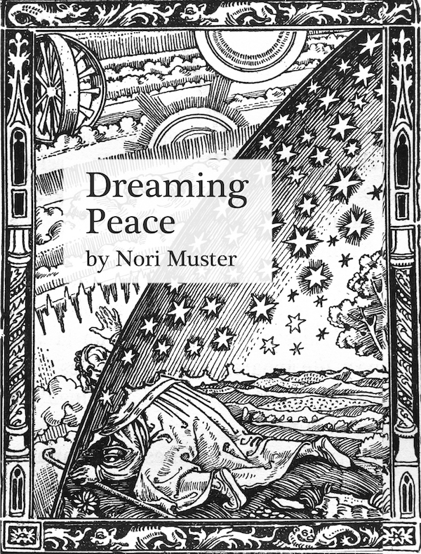 dreamingpeace cover